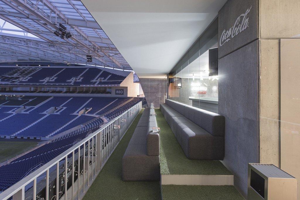 Bar Aberto, Coca-Cola -  FCPorto Stadium